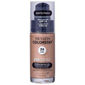 Base ColorStay 250 Fresh Beige 30ml - Revlon