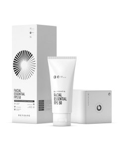 Filtro Solar Facial Essential FPS50 35g - Beyoung
