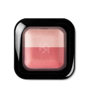Sombra Bright Duo 07 Pearly Pink - Kiko Milano