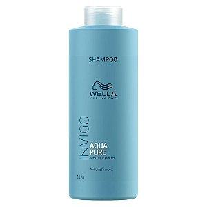 Shampoo Purificante Invigo Aqua Pure 1000ml - Wella