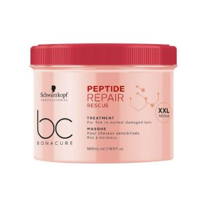 Máscara Capilar BC Peptide Repair Rescue 500ml - Schwarzkopf
