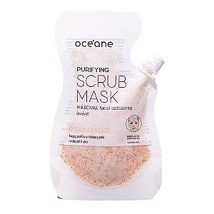 Máscara Facial Esfoliante Purifying Scrub Mask - Océane