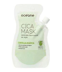Máscara Facial de Argila Cica Mask - Océane
