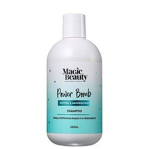 Shampoo Power Bomb 300ml - Magic Beauty