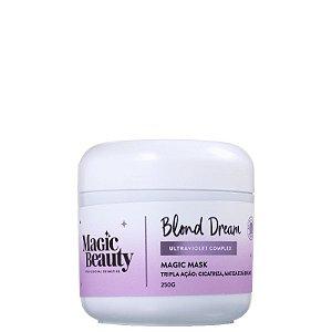 Máscara Capilar Blond Dream 250g - Magic Beauty