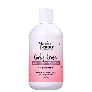 Condicionador Curly Crush 300ml - Magic Beauty
