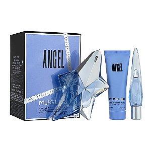 Kit Angel Eau de Parfum Feminino 50ml - Mugler