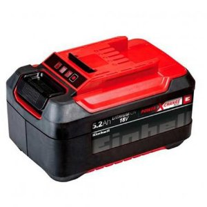 BATERIA POWER X-CHANGE 18V 5,2AH PLUS EINHELL