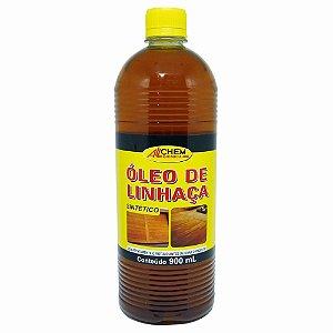 ÓLEO LINHAÇA SINTÉTICO 900ML ALLCHEM