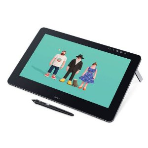 Display Interativo Wacom Cintiq Pro 16 Touch - DTH1620K