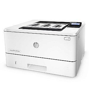 Impressora HP Laserjet Pro M402DNE, Mono 110V - C5J91A