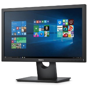 "Monitor Dell LED 18.5"" E1916H Widescreen, VGA, Display Port"