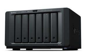 NAS Synology - DS1618+, Quad-Core 2.1Ghz, 4GB de Memória, 4x Gigabit
