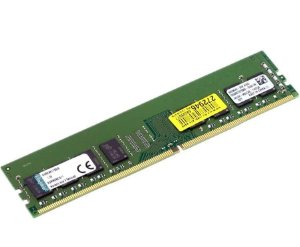 Memória 8GB DDR4 2400Mhz 1.2v Kingston Desktop KVR24N17S8/8