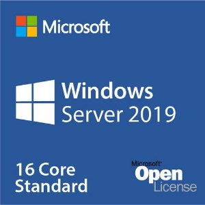 Microsoft Windows Server 2019 Standard Core 16Lic - 9EM-00652