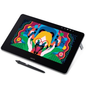 Display Interativo Wacom Cintiq 13 FHD Pen & Touch - DTH1320K