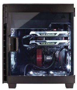 Workstation Intel i7-6950x 3.0Ghz Extreme 10C/20T, 512GB NVMe, 64GB