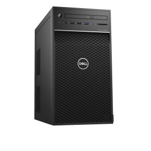 Workstation Dell T3630 E-2124G WIN10Pro, 8GB, 1TB, Placa de Vídeo P620 2GB - 3 Anos ProSupport