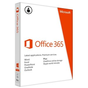 Microsoft Office 365 Business Open - 1 Ano - J29-00003