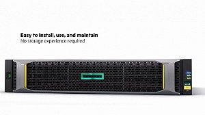 Storage HPE SD MSA 1050 1Gb ISCSI Dual Ctr LFF - Q2R22A