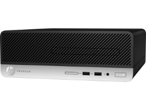 Desktop HP Prodesk 400 G5 SFF i5-8500, 8GB, HD 500GB, Win10Pro, 1 Ano On-site - 5JF18LA#AC4