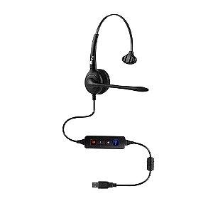Headset Premium FP 350 USB Voip Mono