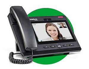 Telefone IP Tip 638V Intelbras