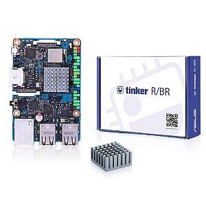 Tinker Board Asus, Rockchip Quad-Core RK3288, 2GB, Micro SD - Superior Raspberry