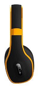 Headphone Pulse P2 Amarelo Multilaser - PH148