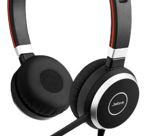 Headset Jabra Evolve 40 Duo UC Stereo