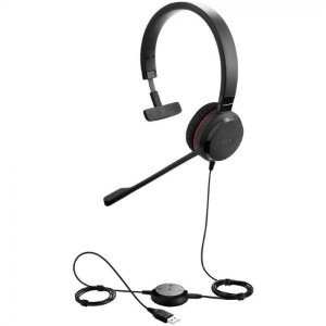 HeadSet Jabra Evolve 30 II MS Mono USB P2 - 5393-823-309