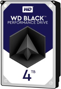 HD Interno 4tb Western Digital Black Sataiii 7200rpm 256mb - Wd4005fzbx