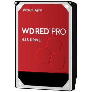 HD Interno 10tb Western Digital RED Sataiii 256mb - Wd100efax