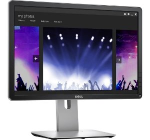 """Monitor Dell 19.5"""" Widescreen P2018H, Ajuste de Altura, DP, VGA, USB, HDMI - 210-AQJH"""