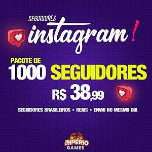 Seguidores Para Instagram - 1000 seguidores
