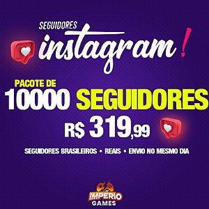 Seguidores Para Instagram - 10000 seguidores