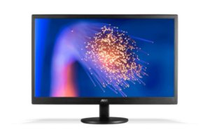 MONITOR LED AOC 21,5 1920x1080 FULL HD W VGA E2270SWN