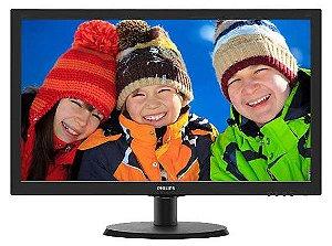 MONITOR LED PHILIPS 21,5 1920x1080 FULL HD W HDMI 223V5LHSB2