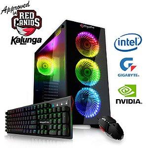 PC GigaPro Gamer Intel Core i5 8GB SSD240 DRK Nvidia GTX1650 4GB GDDR5 W10