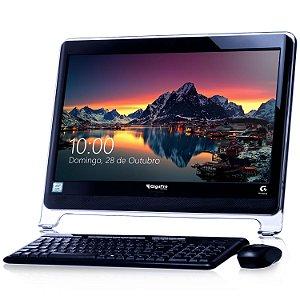 PC ALL-IN-ONE GigaPro Intel Core i3 8Th Mem.8GB SSD240GB Windows 10 WKM