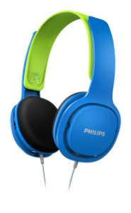 HEADPHONE KIDS AZUL
