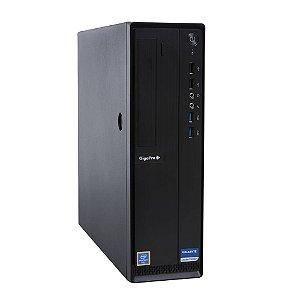 PC DESKTOP PENTIUM DUAL CORE 4GB HDD1TB WIN 10 C/ MOUSE E TECLADO COM FIO