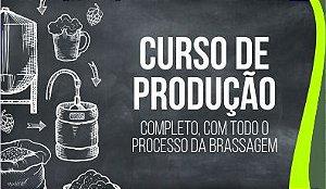 CURSO DE PRODUÇÃO DE CERVEJAS ARTESANAIS