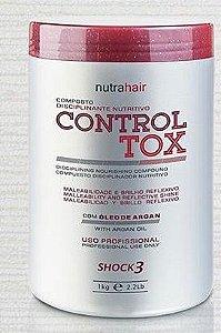 Composto Diciplinante 1 Kilo - NutraHair - Control Tox