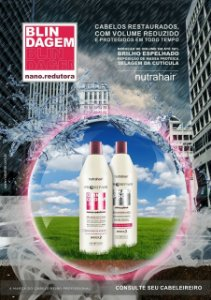 Blindagem e Shampoo Nano Redutora Pro Repair - Nutra Hair