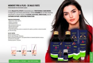 Monovit - PRO - A - PLUS - Ambar