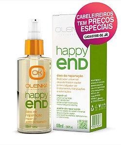 ÓLEO DE REPARAÇÃO HAPPY END 60ml