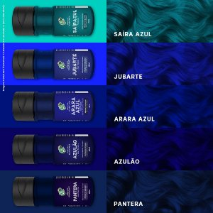 Kamaleão Color - 150ml -  Azuis