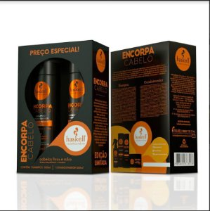PROMOPACK ENCORPA 300ML  SH300ML + COND300ML