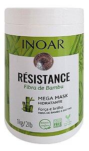 RESISTANCE FIBRA DE BAMBU MASCARA KG INOAR